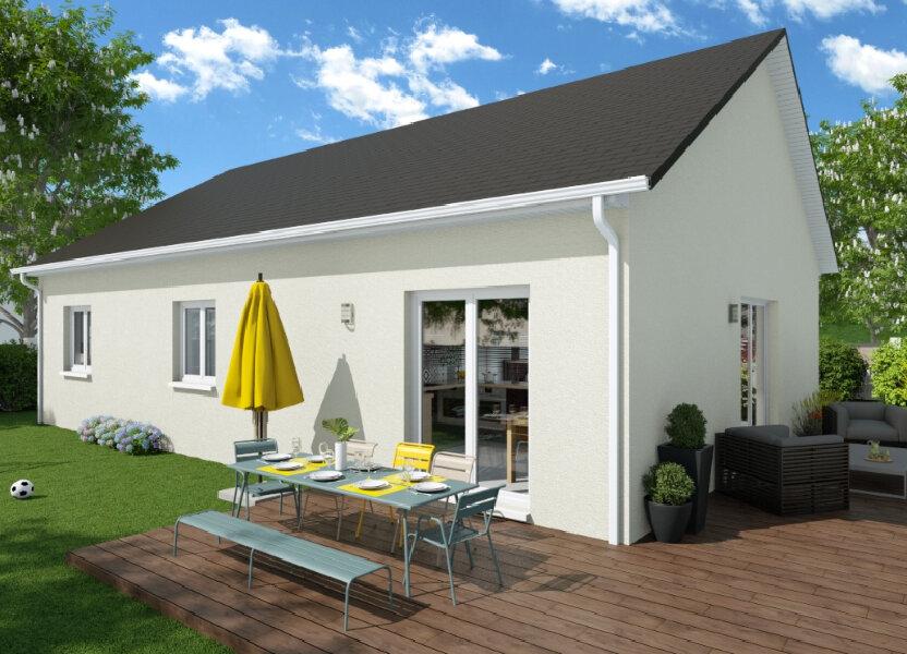 Maison à vendre 84.11m2 à Monein
