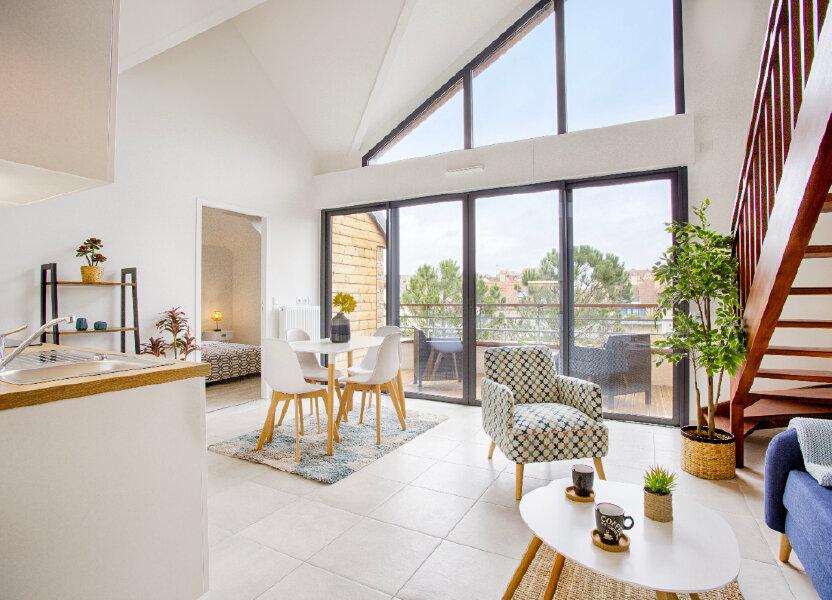 Appartement à vendre 65.84m2 à Cabourg