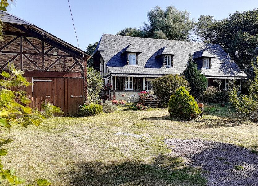 Maison à vendre 230m2 à Putot-en-Auge