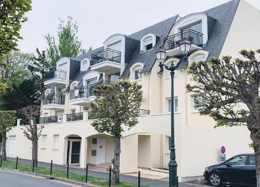 Appartement à vendre 29.35m2 à Cabourg