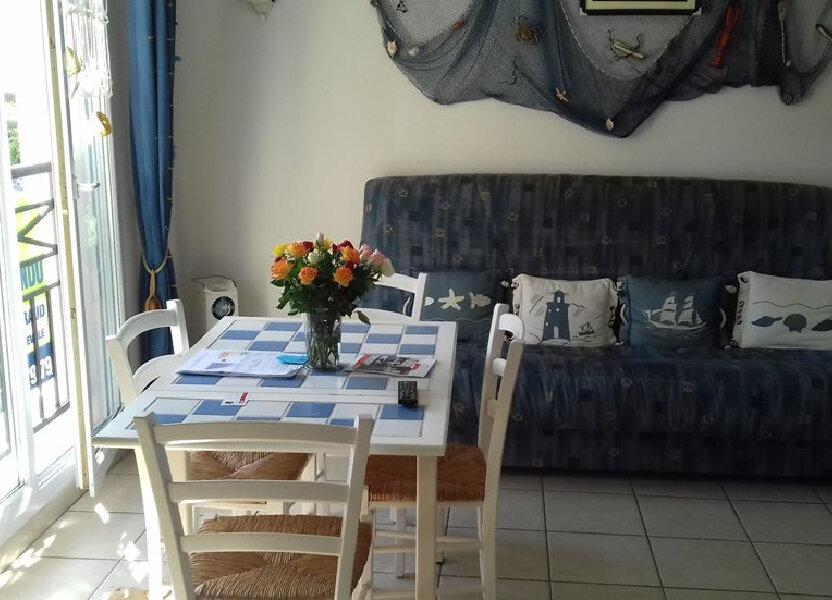 Appartement à vendre 21.35m2 à Dives-sur-Mer