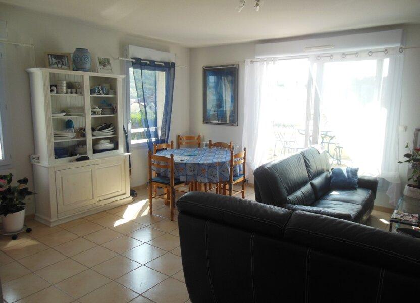 Appartement à vendre 60m2 à Dives-sur-Mer