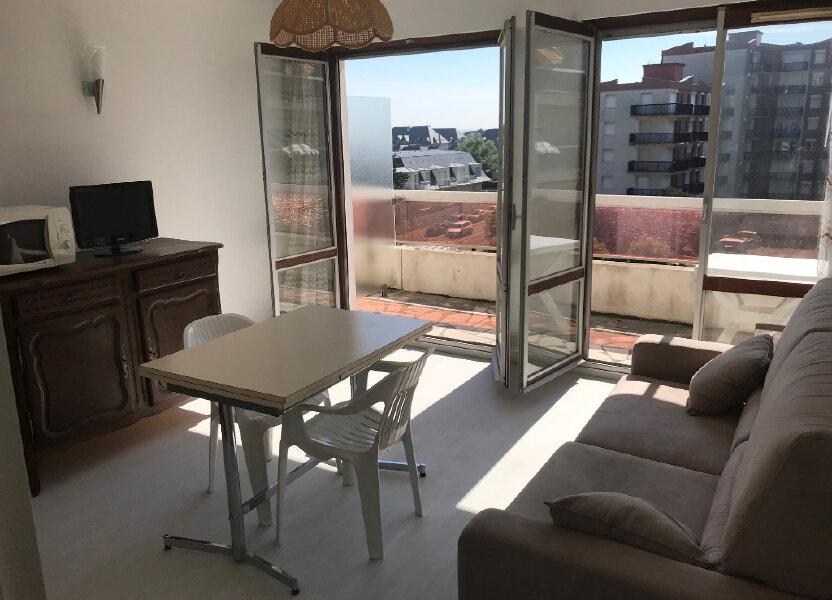 Appartement à vendre 34.56m2 à Cabourg