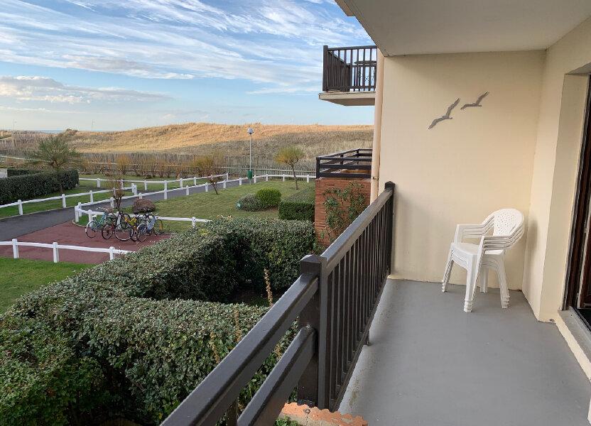 Appartement à vendre 26.36m2 à Cabourg