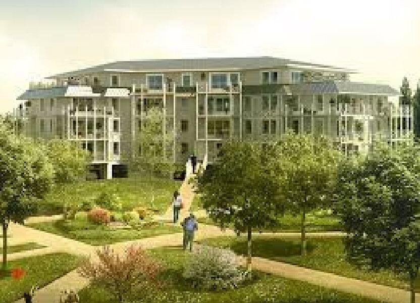 Appartement à louer 44m2 à Cabourg