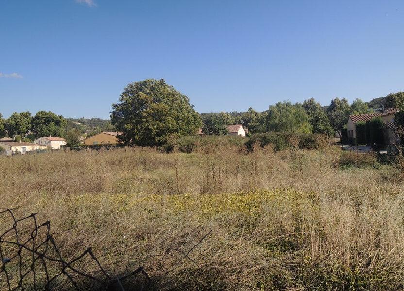Terrain à vendre 746m2 à Vinon-sur-Verdon