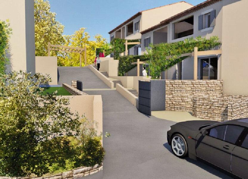 Appartement à vendre 62.22m2 à Gréoux-les-Bains