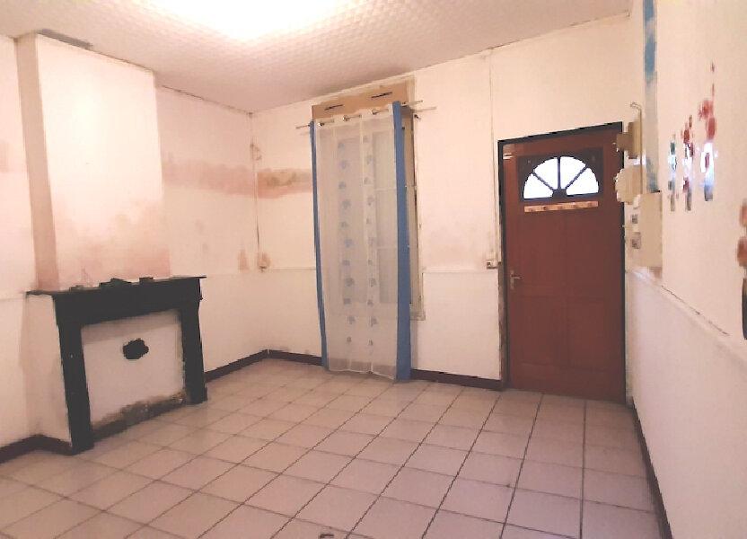Maison à vendre 72.52m2 à Hénin-Beaumont