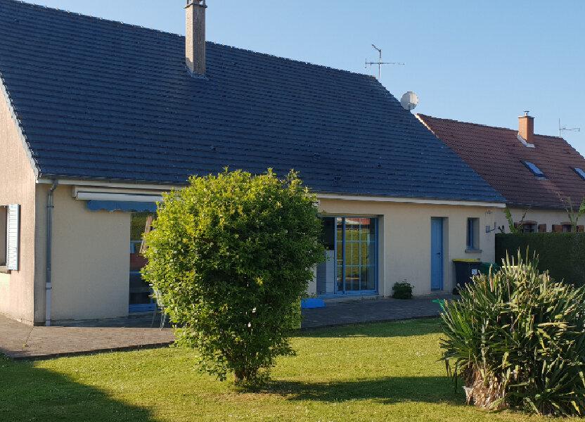 Maison à louer 105m2 à Le Parcq