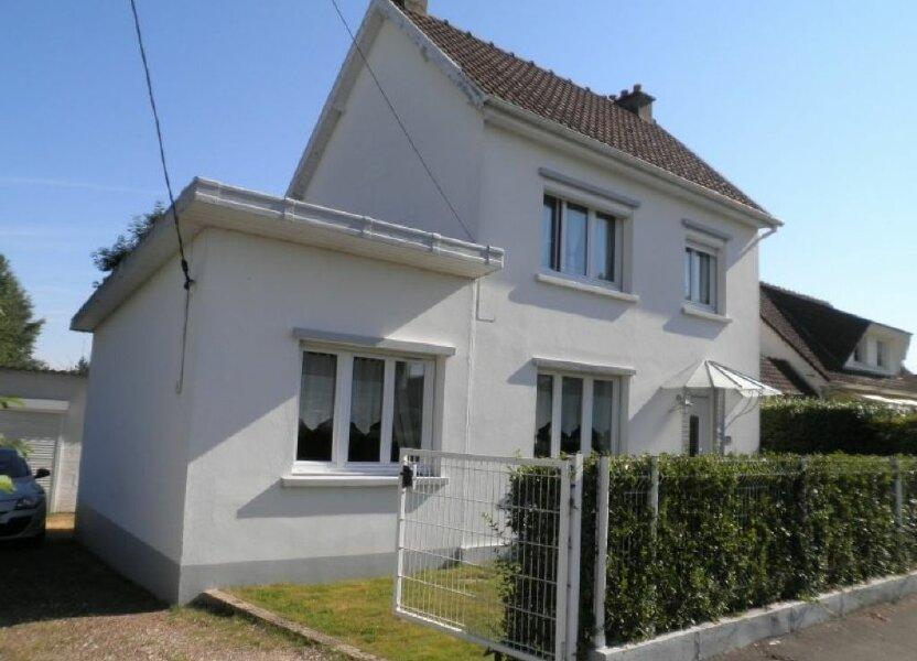 Maison à vendre 69m2 à Sainte-Austreberthe