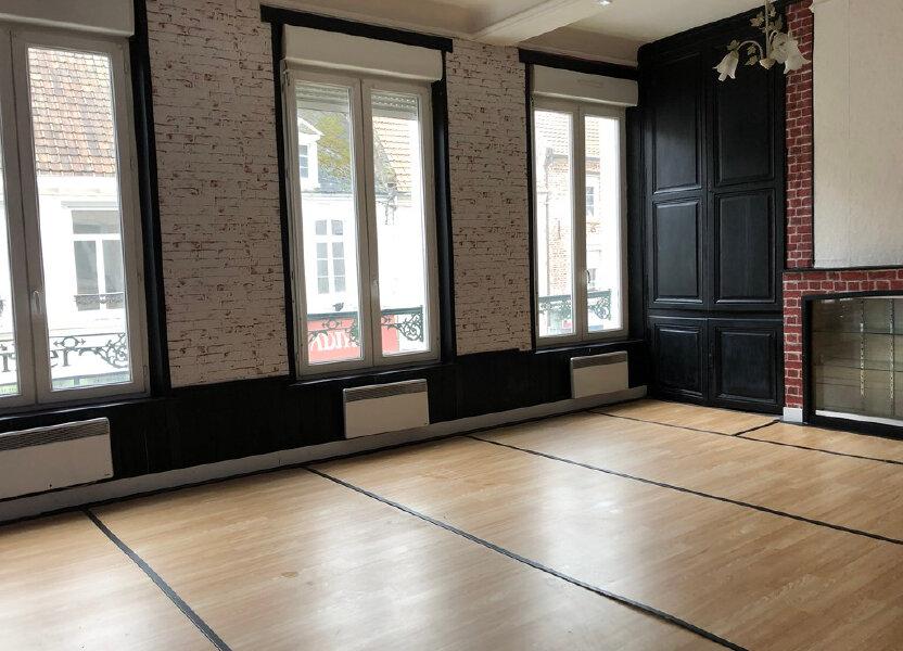 Appartement à louer 62m2 à Hesdin