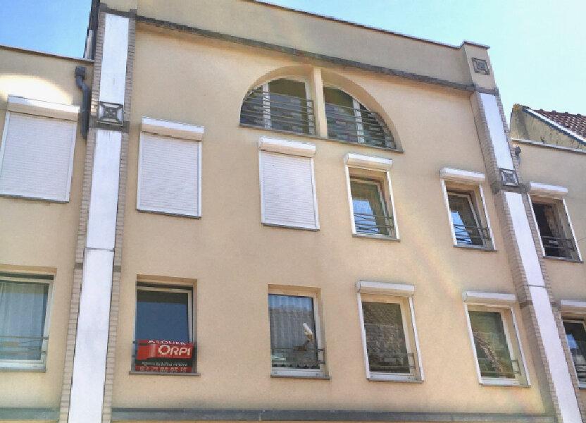 Appartement à louer 105m2 à Hesdin