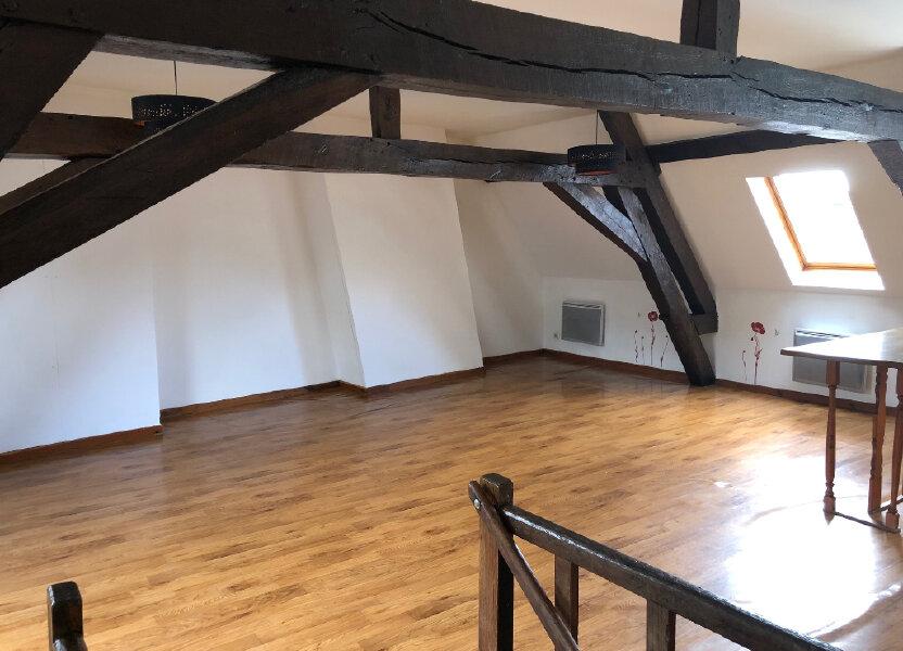 Appartement à louer 70m2 à Hesdin