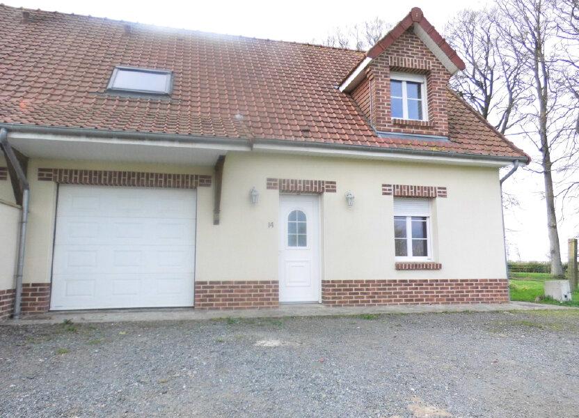 Maison à louer 84m2 à Ruisseauville