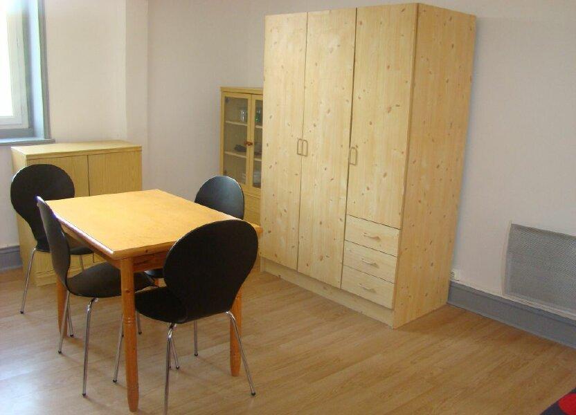 Appartement à louer 24m2 à Hesdin