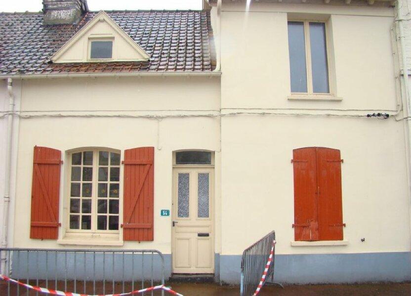 Maison à vendre 81m2 à Hesdin