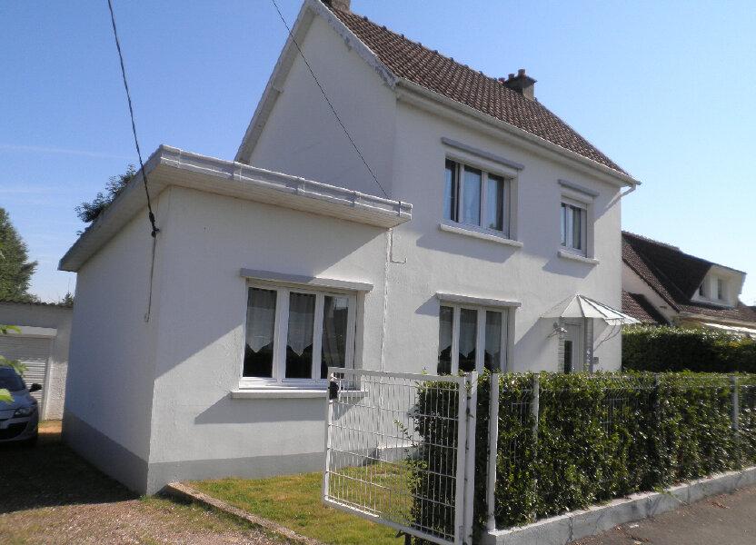 Maison à louer 70m2 à Sainte-Austreberthe