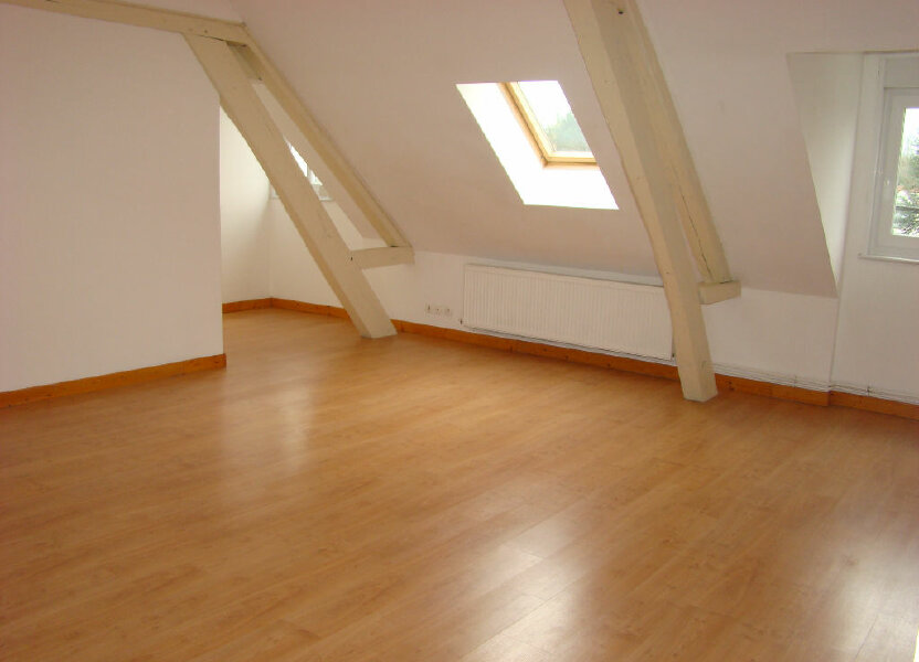 Appartement à louer 60m2 à Hesdin