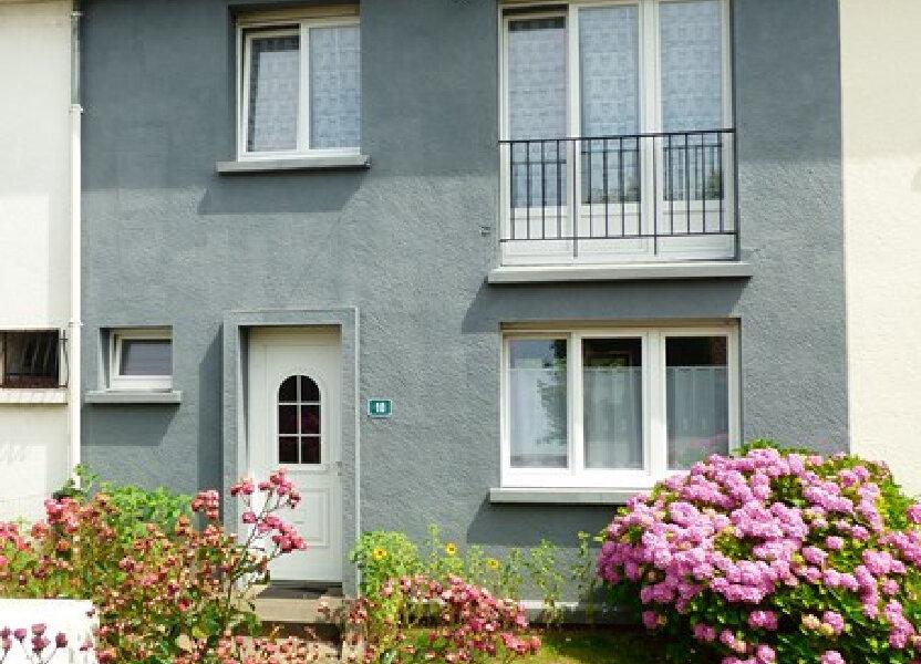 Maison à louer 80m2 à Hesdin