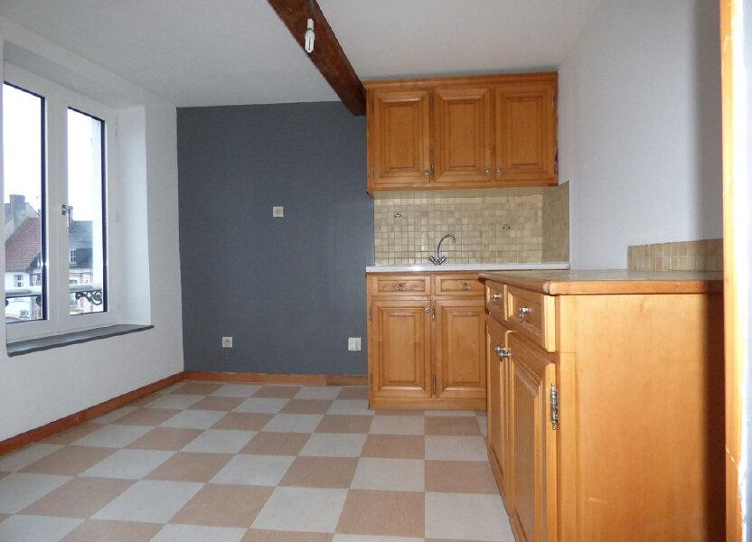 Appartement à louer 51.75m2 à Hesdin