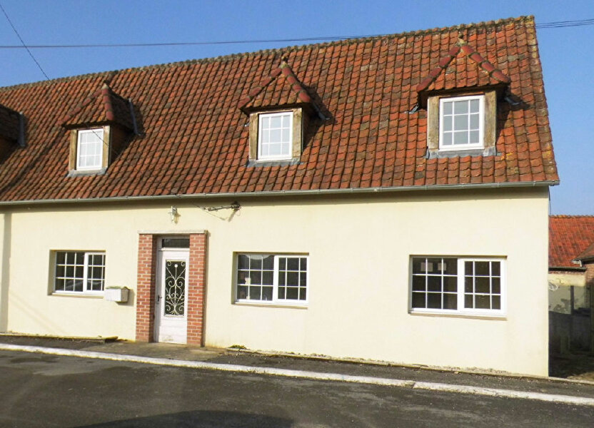 Maison à louer 90m2 à Azincourt