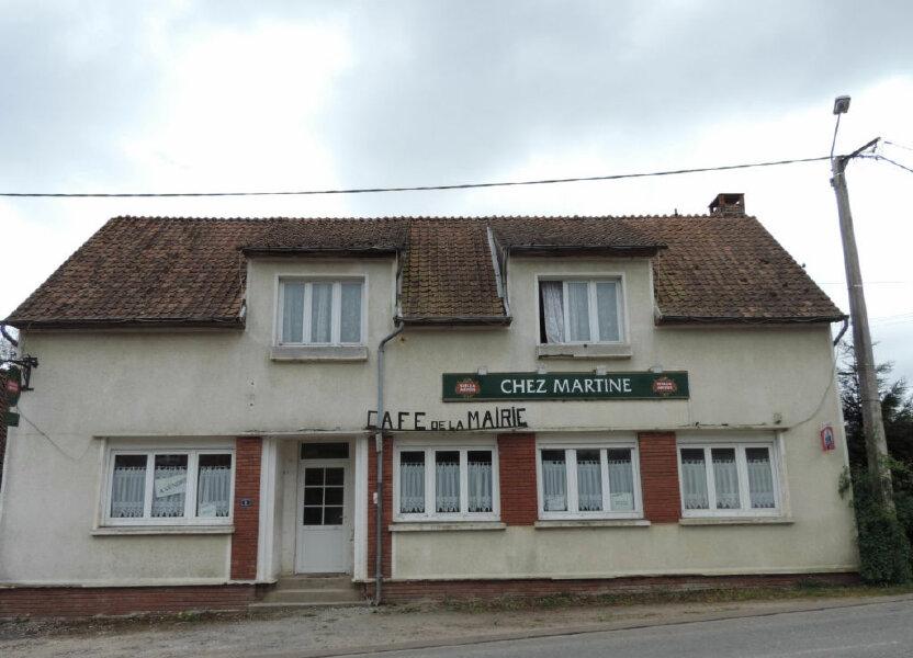 Maison à vendre 196m2 à Auxi-le-Château