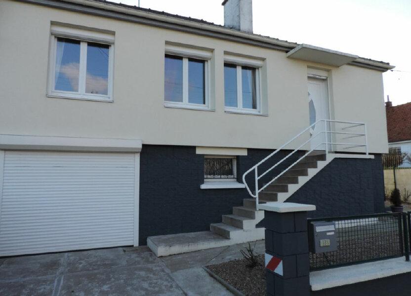 Maison à vendre 80m2 à Hesdin