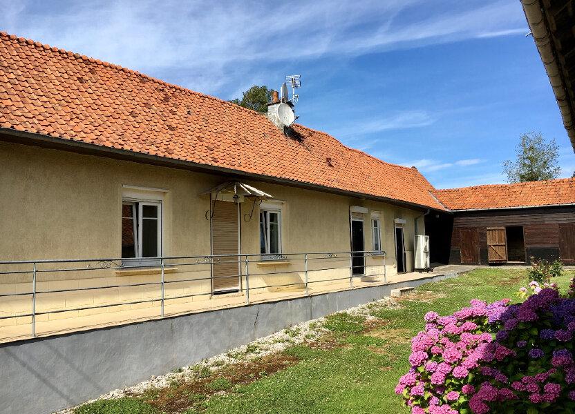 Maison à vendre 150m2 à Auxi-le-Château