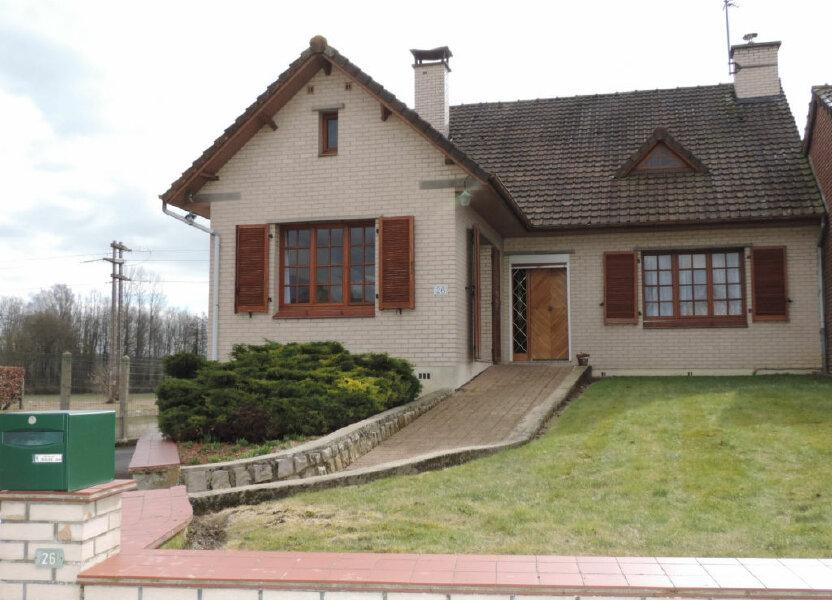 Maison à vendre 96m2 à Marconne