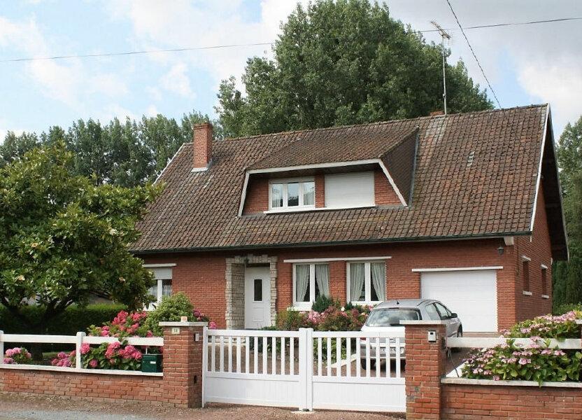 Maison à vendre 148m2 à Fillièvres