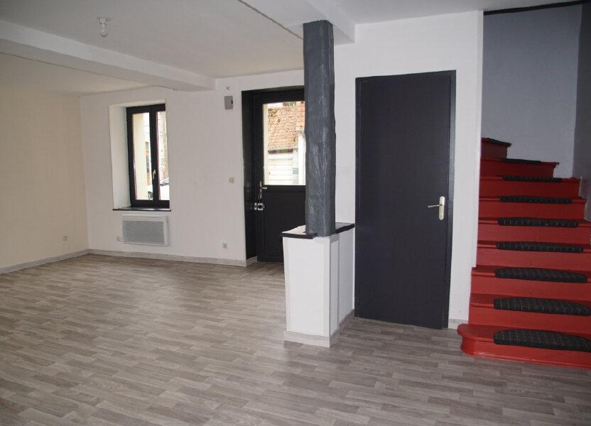 Maison à louer 96m2 à Auchy-lès-Hesdin