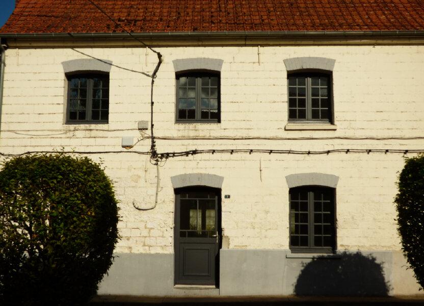 Maison à louer 88m2 à Auchy-lès-Hesdin