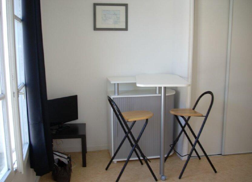 Appartement à louer 20.73m2 à La Rochelle
