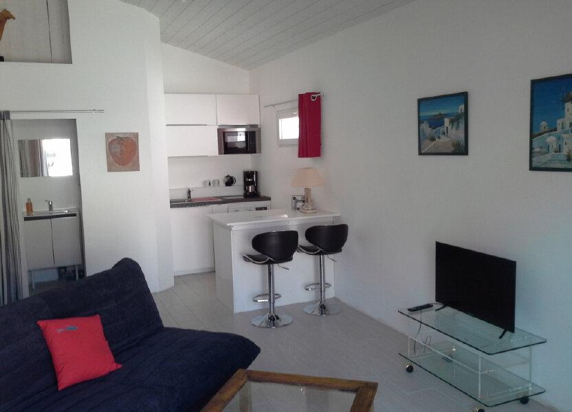 Appartement à louer 27m2 à La Rochelle