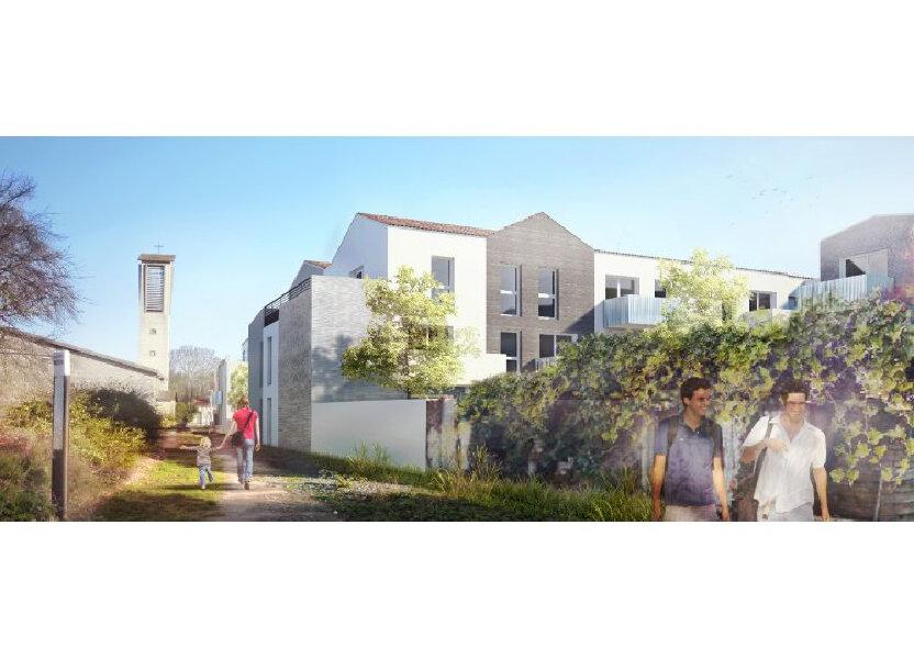 Appartement à vendre 42.28m2 à La Rochelle