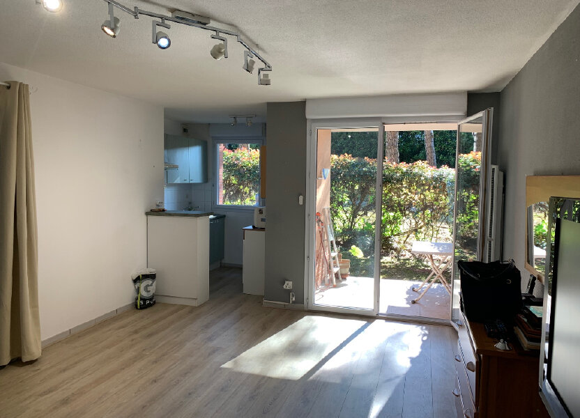 Appartement à louer 42m2 à Saint-Jean