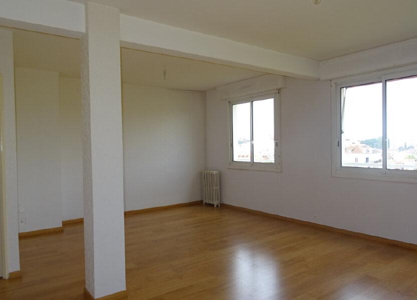 Appartement à louer 81.2m2 à Bayonne