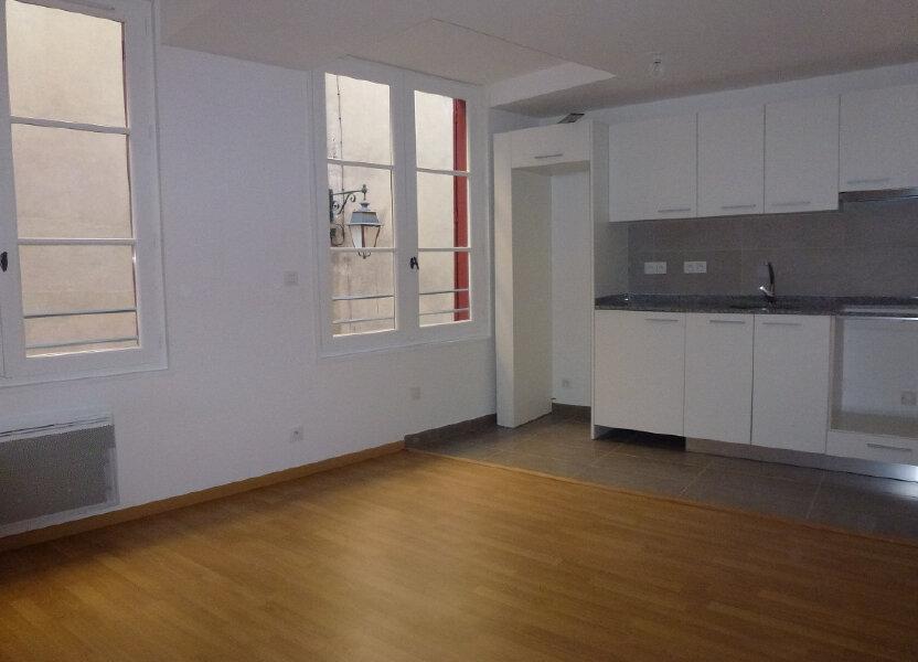 Appartement à louer 37.05m2 à Bayonne