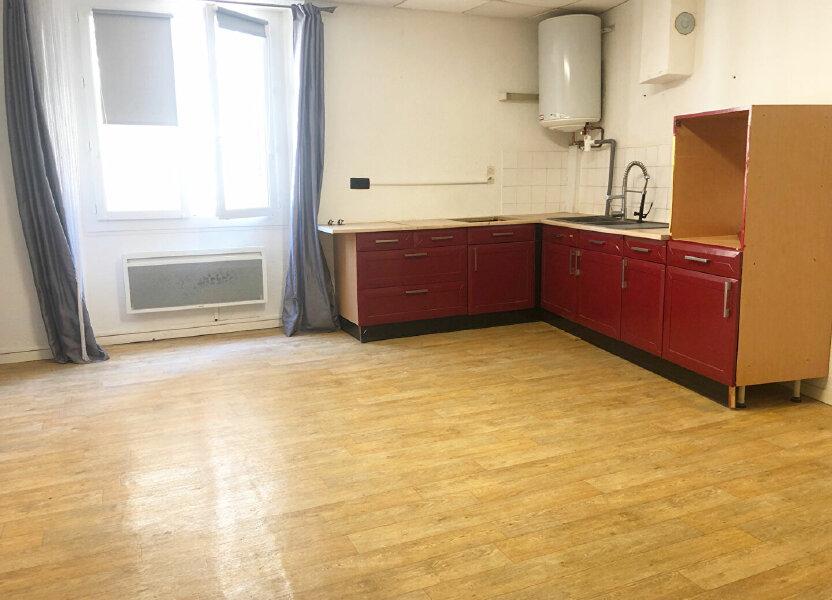 Appartement à louer 42m2 à La Voulte-sur-Rhône