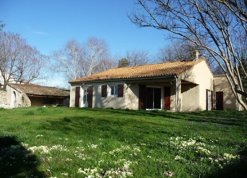 Maison à louer 86m2 à Loriol-sur-Drôme