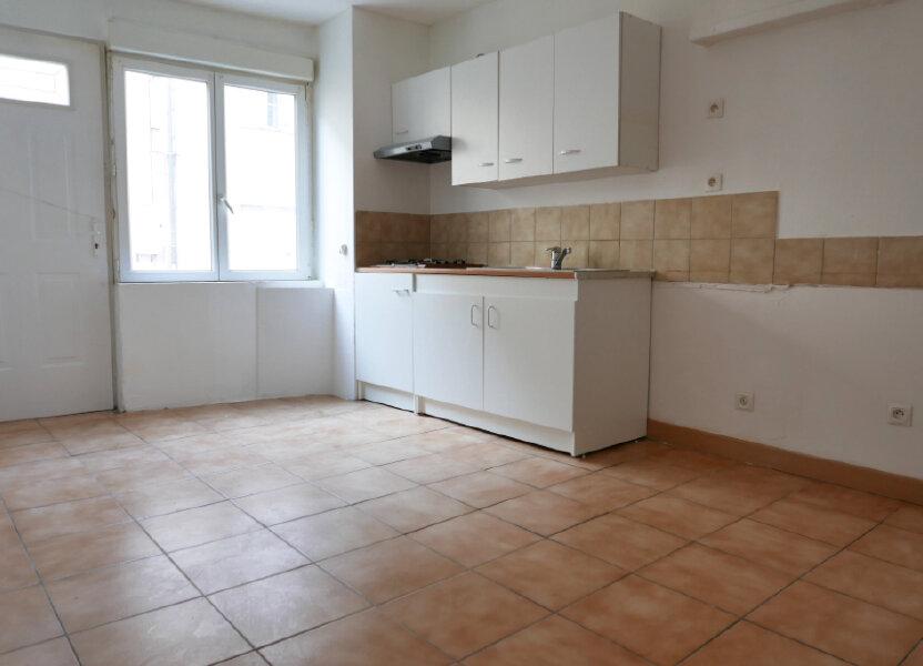 Appartement à louer 22m2 à Le Pouzin