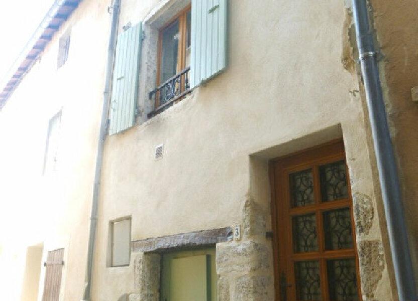 Maison à louer 36m2 à Loriol-sur-Drôme