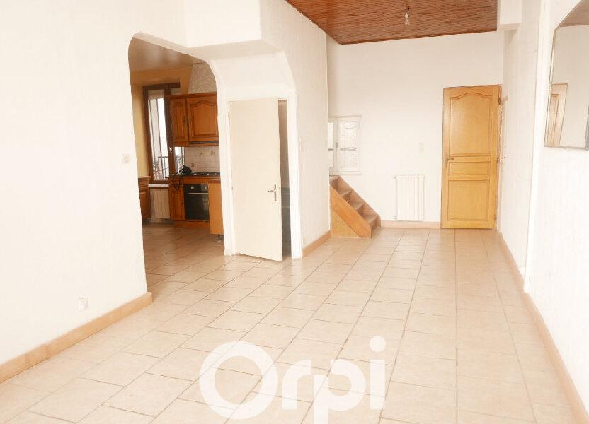 Appartement à louer 66m2 à Le Pouzin
