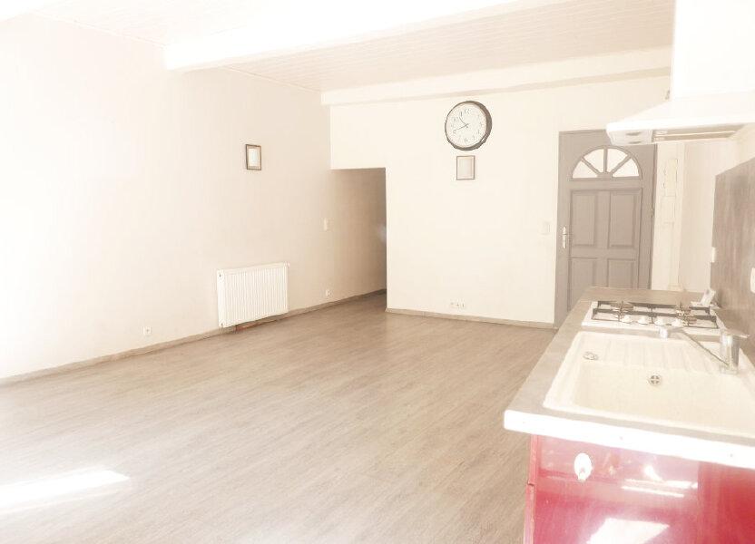Appartement à louer 45m2 à La Voulte-sur-Rhône