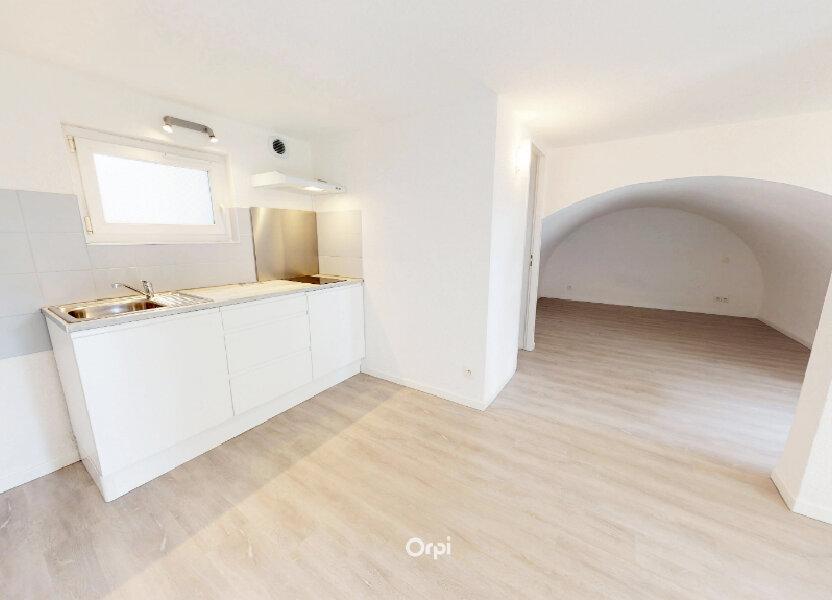 Appartement à louer 21.5m2 à Tournon-sur-Rhône