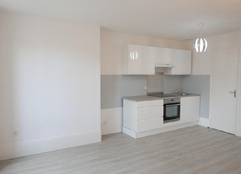 Appartement à louer 43m2 à Tournon-sur-Rhône