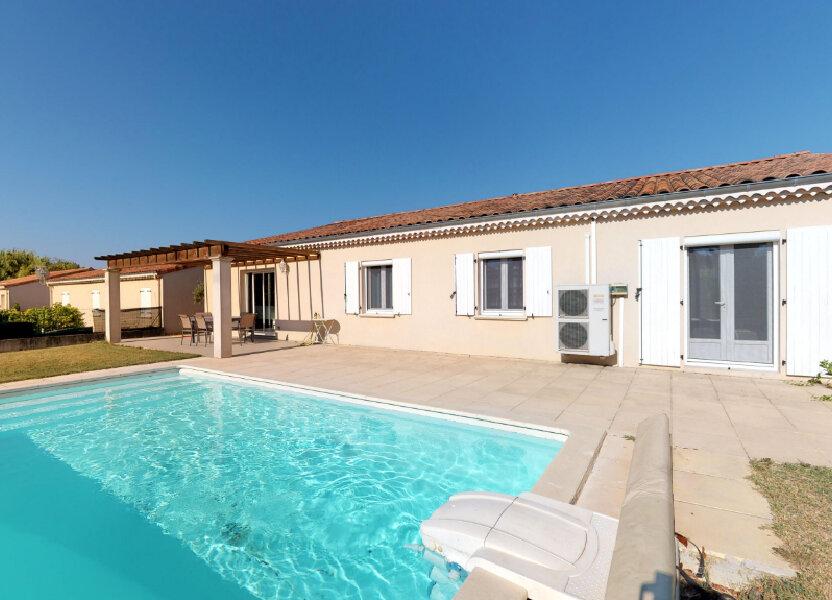 Maison à vendre 117m2 à Saulce-sur-Rhône