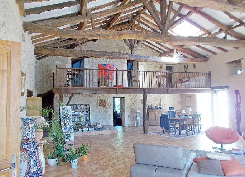 Maison à vendre 450m2 à Voulgézac