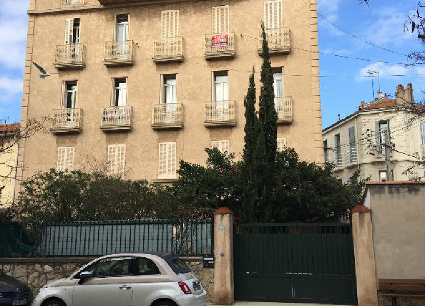 Appartement à louer 33.8m2 à Toulon