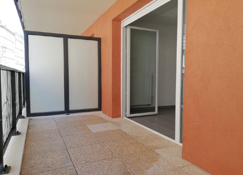 Appartement à louer 37.37m2 à Toulon